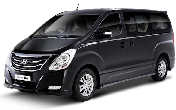 Hyundai TQ -Minivan